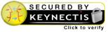 Site sécurisé par Keynectis France / SSL Europa